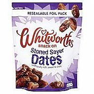 Whitworth dates
