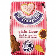 McDougalls plain flour 1kg