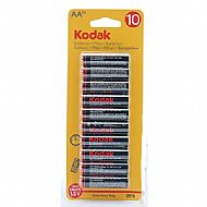 Kodak AA batteries - 10 pack