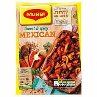 Maggi spicy Mexican mix