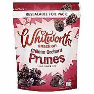 Whitworth prunes