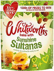 Whitworth sultanas