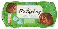 Mr Kipling sticky toffee pudding