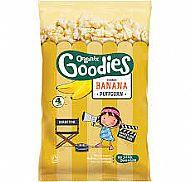 Organix Banana popcorn