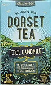 Dorset tea Cool Camomile sachet