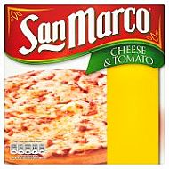 San Marco pizza - cheese