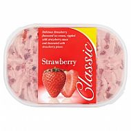 Classic Strawberry ice cream 900ml