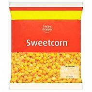 Frozen sweetcorn H/S
