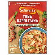 Schwartz Tuna Napolitana sauce mix