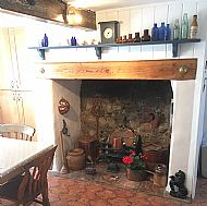 Kitchen Inglenook