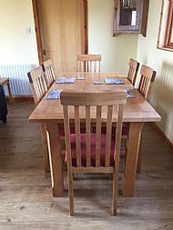 Dining area Osprey