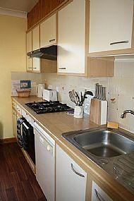 Kitchen in Kestrel