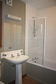 Bathroom in Kestrel
