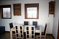 Dining area Kestrel