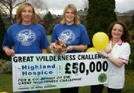 highland hospice donation 2006