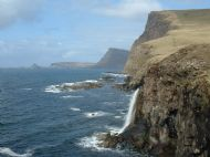 Ramasaig cliffs