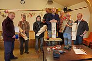 The Environment Group bat box workshop 2011