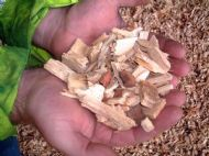 raddery sawmill - woodfuel air-dried chips