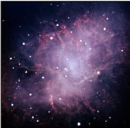M1: The Crab Nebula- A Faulkes Telescope Preview