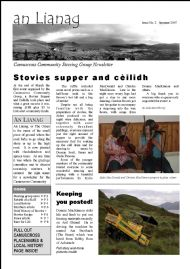Summer 2007 - front page