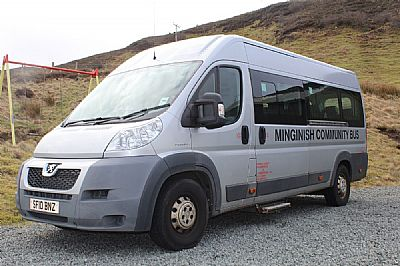 minginish community bus