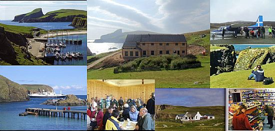Fair Isle Marine Environment & Tourism Initiative | INTRODUCTION