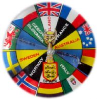 World Cup Bagatelle spinner