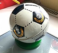 Football moneybox