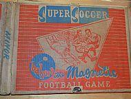 Magnetic super soccer