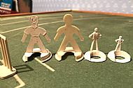 Rogue Balyna cricket players