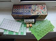 Soccer Bingo Soccer Dice