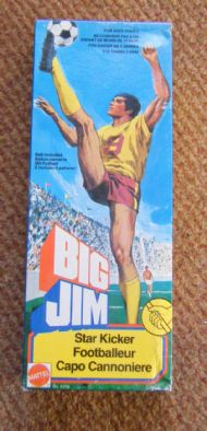 Big Jim action figure