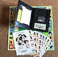 Brian Clough's football fortunes (BBC disk)