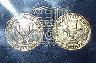 Barcelona coins