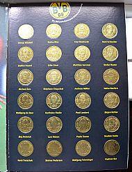 Dortmund coin set
