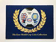 ESSO 1990 coin set