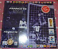 France98 medallions