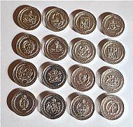 Kaufriung WM74 coins front