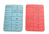 Movement cards