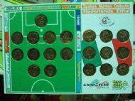 Dutch 1990 world cup set