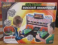 Electronic Shootout Soccer