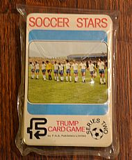 FKS Soccer Stars trumps set 2, teams