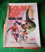 Golden Cup Box lid