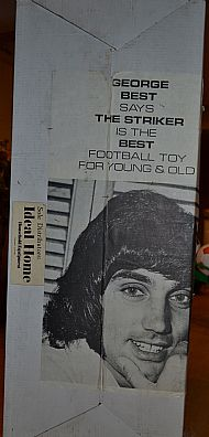 George Best endorsement
