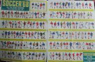 Jag Soccer'68 poster