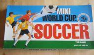 Mini world cup box lid