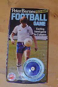 Peter Barnes Football Game
