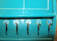 Player levers
