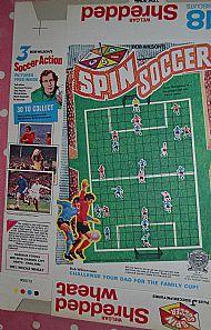 Spin Soccer