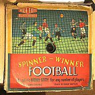 Boxed Spinner Winner game
